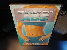 CRUNCHLESS ABS DVD