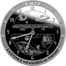 T.I.M.E. Series #5 - E.M.I.T. 1 oz .999 Silver Proof-Like Round Coin