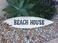 Surfboard Timber Sign - Beach house - Beach Decor - Bali- balinese Sign