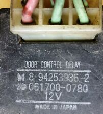 8-94253936-2 ISUZU & 061700-0780 NIPPONDENSO DOOR CONTROL RELAY ISUZU TROOPER