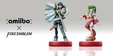 Fire Emblem Amiibo Nintendo Variations In Box
