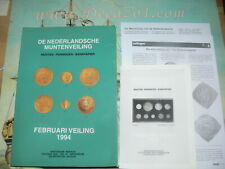 NMV 1994-2 Auction of Medieval,Provincial and Kingdom coins of the Low Countries