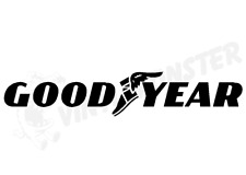 GOODYEAR Sticker, Race Rally Drift F1 Tyre Motorsport Racing Modified