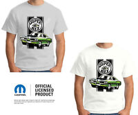 Velocitee Long Sleeve Mens T-Shirt Classic 71 Dodge Charger Muscle Car A21141
