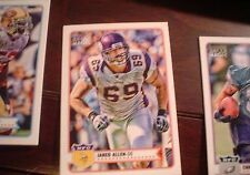 Topps Jared Allen Minnesota Vikings Original Football Cards