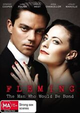 Fleming : The Man Who Would Be Bond : NEW DVD