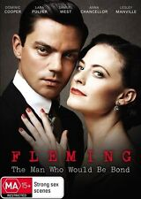 Fleming - The Man Who Would Be Bond (DVD, 2014) (D169)