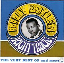BILLY BUTLER - Right Track: The Very Best of CD