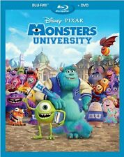 Monsters University (Blu-ray Combo Pack) (slipcase) NEW SEALED