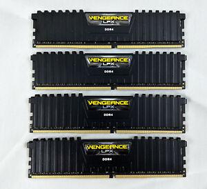 CORSAIR Vengeance LPX 16GB (4x4GB) DDR4-2666/2800 (XMP) 288-Pin Gaming PC Memory