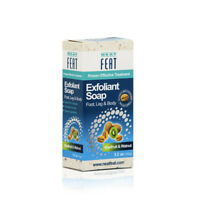 Neat Feat Foot Scrub Soap - Exfoliating Soap for Smooth, Clean Feet 150g
