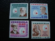 VENEZUELA -timbre yvert et tellier n° 687 688 aerien 798 799 n** (C5) stamp