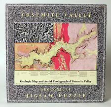Yosemite Valley Geological Jigsaw Puzzle 550 Pieces New