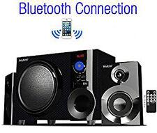 Boytone BT210FD Wireless Bluetooth 2.1 Speaker Bluetooth SD AUX USB FM Radio NEW