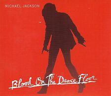 MICHAEL JACKSON - Blood On The Dance Floor (1997) - Maxi-CD - Special Minimax Ed