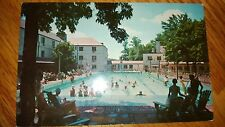 """VINTAGE POSTCARD  """"KENWOOD GOLF AND COUNTRY CLUB"""" BETHESDA,MARYLAND 1930-40s."""