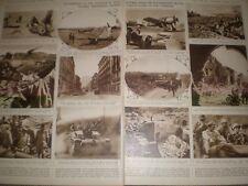 Photo article WWII Italy bridgehead at Salerno 1943 ref AO