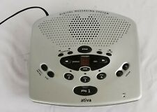 Ativa AVR-4 Digital Messaging Answering Machine System with 4 Mailboxes