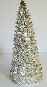Vintage Silver CHRISTMAS tree, 7 inches