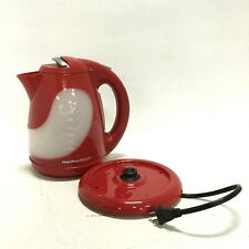 Hamilton Beach Ensemble Electric Kettle Cordless 1.7 Liter Coffee Tea 40919