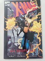 X-MAN: ALL SAINT'S DAY PRESTIGE FORMAT GRAPHIC NOVEL 1997 MARVEL TERRY DODSON