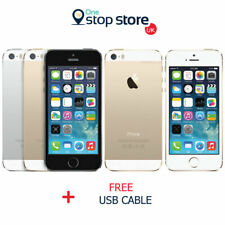 Apple iPhone 5s - 16GB 32GB 64GB - Unlocked IOS Smartphone - Various Colors