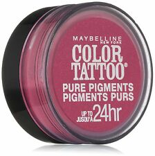 MAYBELLINE COLOR TATTOO PURE PIGMENTS EYE SHADOW #20 PINK REBEL B2Get 15% Off