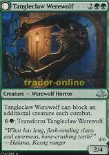 2x Tangleclaw Werewolf / Fibrous Entangler (Hedderklauen-Werwolf / Wuchernder Ve