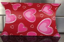Valentine / Valentines Day Pillow Candy Gift Box