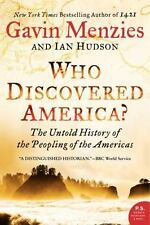 Who Discovered America?: The Untold History of the Peopling of the Americas, Men