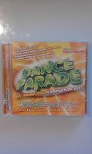 DANCE PARADE - LA PRIMA VERA COMPILATION 2011 - DOPPIO CD