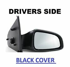 VAUXHALL ASTRA 2004-2009 BLACK ELECTRIC DOOR WING MIRROR  RH RIGHT DRIVER SIDE