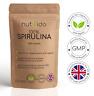 Natural Spirulina Detox Energy Immune Vitamin Booster Weight Loss |250mg Tablets