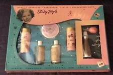 SHIRLEY TEMPLE  BEAUTY BAR  GABRIEL  C. 1960  UNUSED  BOXED  WITH ATOMIZER