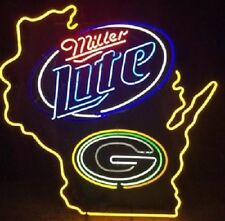 New Miller Lite Beer Green Bay