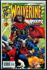 Marvel Comics WOLVERINE #146 Apocalypse The Twelve NM 9.4