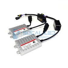 2x 55W HID Ballast AC 9-16V Ultra Slim Digital Xenon Kit Replacement H10 H11 H13