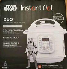Special Edition Star Wars Instant Pot Duo 6-Qt. Pressure Cooker, Stormtrooper