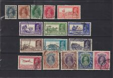 India KGVI 1937-1940 Used Collection