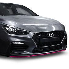 Alerón de Espada Hyundai I30N Neón Rosa Spoiler Lámina Accesorio Tuning D017