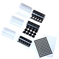 100Pairs/set Dots Self Adhesive Fastener Tape Adhesive Strong Glue Magic Stic WQ