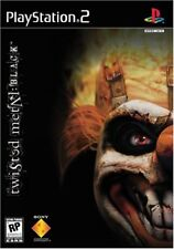 Twisted Metal Black - Game  W1VG The Cheap Fast Free Post