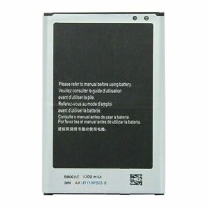 NEW SAMSUNG GALAXY REPLACEMENT BATTERY for A/J/S/Note Series