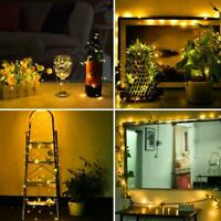 10M USB LED String Light Waterproof LED Copper Wire Fairy Holiday Lights B0O1