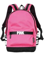 Victorias Secret PINK CAMPUS BACKPACK - Pink On Fleek - 2017 - NWT