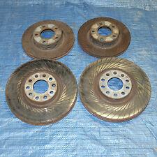 99-04 AUDI S6 A6 4B C5 4.2 V8 TAROX G88 Turbine Cooling BRAKE DISC Bremsscheiben
