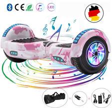 6,5 Hoverboard,Self Balance Scooter Elektroroller E-skateboard pink