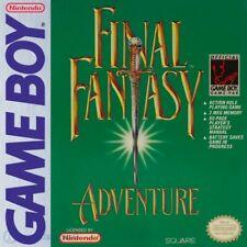Nintendo GameBoy Spiel - Final Fantasy Adventure ENGLISCH Modul
