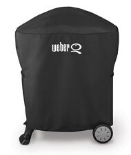 NEW Genuine Weber Baby Q BBQ Portable full cover Q™ Q100,Q1000,Q200,Q2000 7113