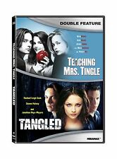 Teaching Mrs. Tingle/ Tangled - Double Feature [DVD] Free Shipping